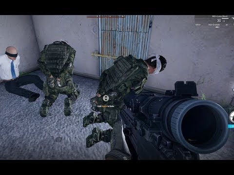 ARMA 3 CONTACT - Gameplay Walkthrough Mission 4
