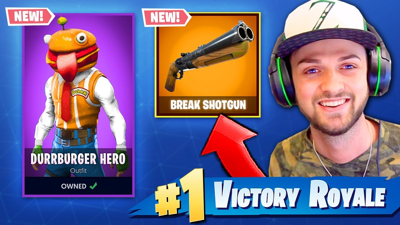 THE BIGGEST *LEAK* EVER in Fortnite: Battle Royale! (NEW GUNS + SKINS) image