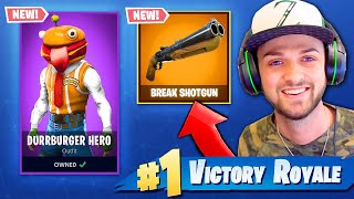 THE BIGGEST *LEAK* EVER in Fortnite: Battle Royale! (NEW GUNS + SKINS)