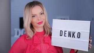 DENKO kosmetyczne: Eisenberg, Guerlain, Clarins, Dior