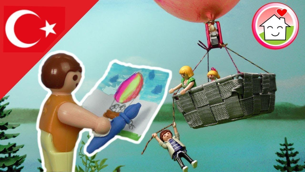 playmobil türkçe resim yarışması  hauser ailesi  youtube