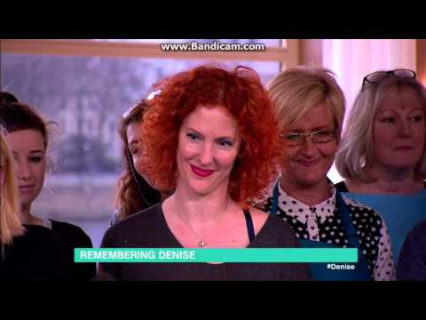 This Morning: Tribute to Denise Robertson - Open and Close 1st April 2016