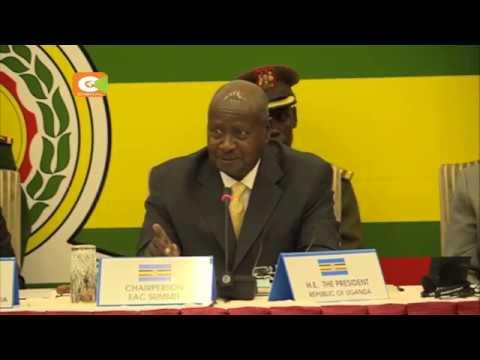 Museveni to help Kenya push for access to EU market