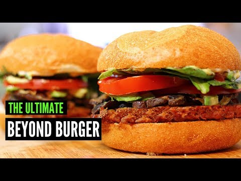 The Ultimate Beyond Burger Recipe