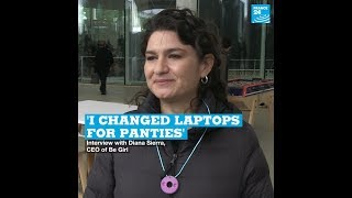 'I changed laptops for panties': Interview with Diana Sierra, CEO of Be Girl
