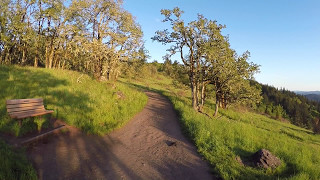 Running Pre's Trail - Eugene, OR