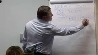 Мастер-класс В. Утенина «Как создать систему оплаты труда, ориентированную на результат». Часть 1