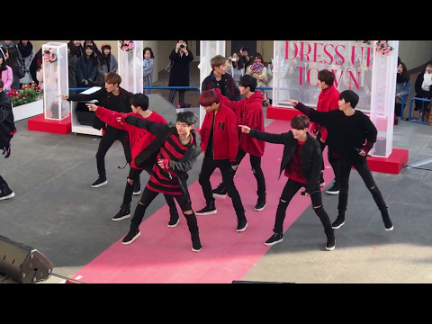 20170119 UP10TION catchme