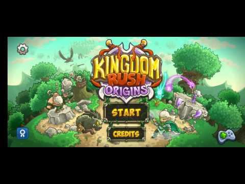 Tower Defense - Kingdom Rush Origins – Level 5 – The game is getting HARDER!! |