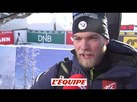 Guigonnat «Toute la course au mental» - Biathlon - CM (H) - Oslo