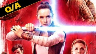 Will Rey Build Her Own Lightsaber - Star Wars Explained Weekly Q&A