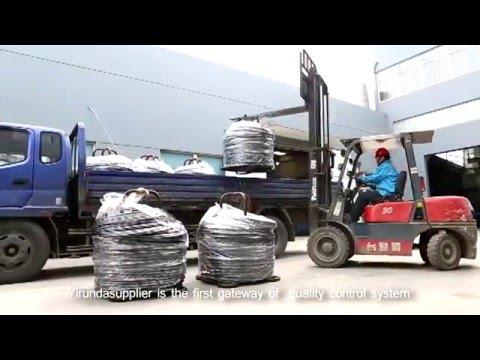 CHANGSHU YIRUNDA BUSINESS EQUIPMENT FACTORY-- shopping trolley supplier from China