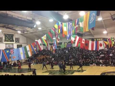 MTHS Korean Club - Multicultural 2017