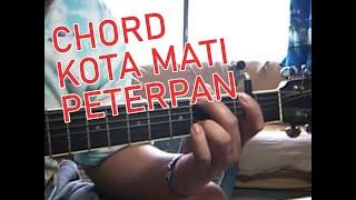 Gambar cover Peterpan-Kota mati(cover)