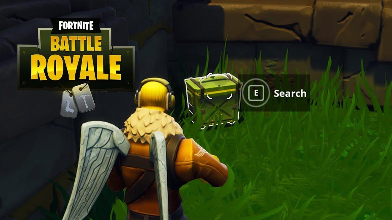 Image result for ammo box fortnite