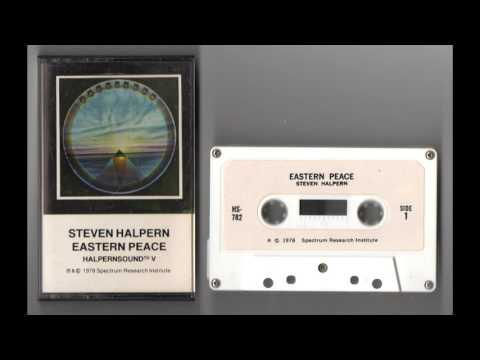 (1978) Steven Halpern - Eastern Peace [Cassette Rip]