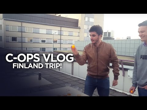Critical Force Finland Trip! Critical Ops Vlog