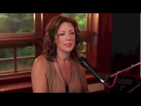 Sarah McLachlan Singing Angel In Her Home Studio