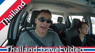 How and where to rent a car in Thailand? (Also without credit card)