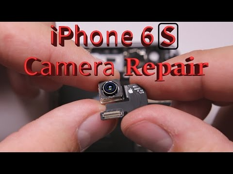 size 40 a0a95 c29cd iPhone 6S Camera and Broken Lens Replacement video - YouTube
