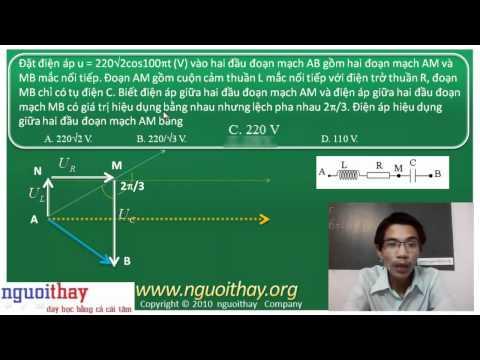 dòng điện xoay chiều -Luyện Thi đại học (phần 8)