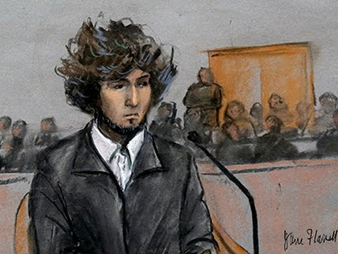 Boston Marathon Suspect in Court