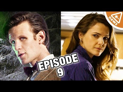 Who Are Matt Smith & Keri Russell Playing in Star Wars Episode 9? (Nerdist News w/ Jessica Chobot)