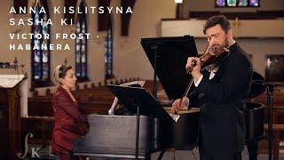 Victor Frost - Habanera by Sasha (Alexandr) Ki (Kislitsyn) and Anna Kislitsyna
