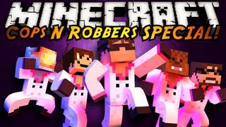 Minecraft Mini-Game : COPS N ROBBERS! (Klüb IcE Edition)