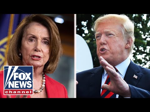 'The Five' on Trump's blistering letter to Pelosi