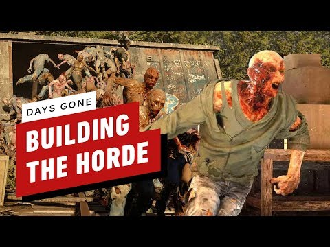Days Gone: How Sony Bend Built the Horde Mp3