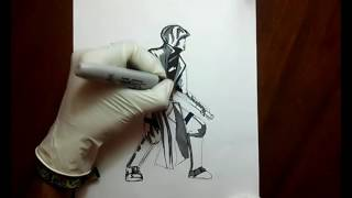 Alex Drawing: Starkiller - Star Wars (The force unleashed)