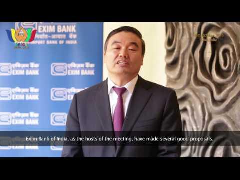 Mr  Hu Huaibang, China Development Bank at BRICS