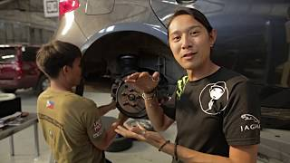 How to install AirRex Air Suspension