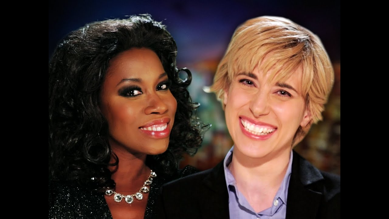 Oprah vs Ellen.  Epic Rap Battles of History