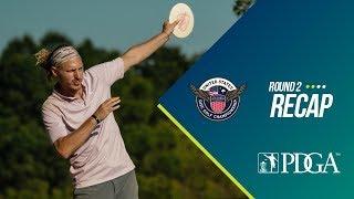 2019 United States Disc Golf Championship: Round 2 Recap