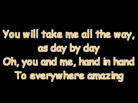 Forever friends (With lyrics)- Fiona Fung-.flv