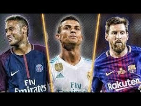 CO vs MESSI VS NEYMAR 2018 HD 3 Legend of Football Skills And Goals