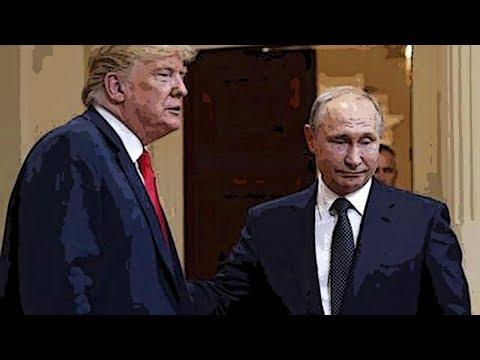"""Трамп опять тянет Путина на саммит """"семерки"""""""