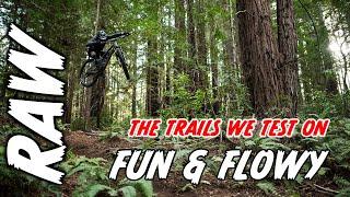 The Trails We Test On - Fun & Flowy