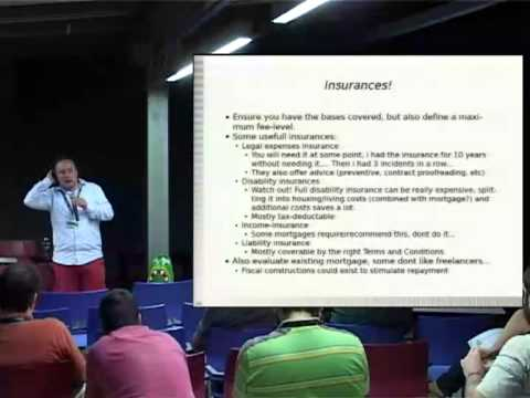 Hans de Raad - The Do's and Don'ts of Freelancing - openSUSE Conference 2013