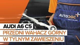 Instrukcje wideo dla twojego AUDI Q5