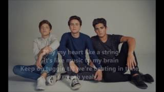 Forever In Your Mind ~ Enough About Me ~ Lyrics