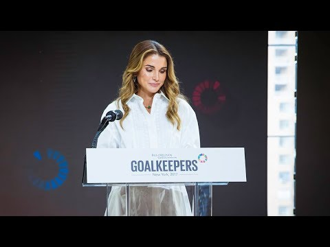 Bill & Melinda Gates Foundation's Goalkeepers Meeting