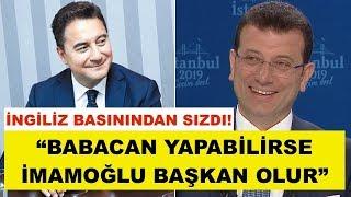 """AKP İÇİNDE """"İMAMOĞLU BAŞKAN OLUR"""" PANİĞİ!"""