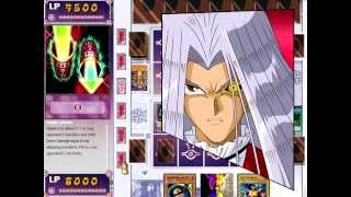Lacking Game Plays Yugioh: Pegasus The Illusion MOD(PC)...Me thinks he need a new strategy.