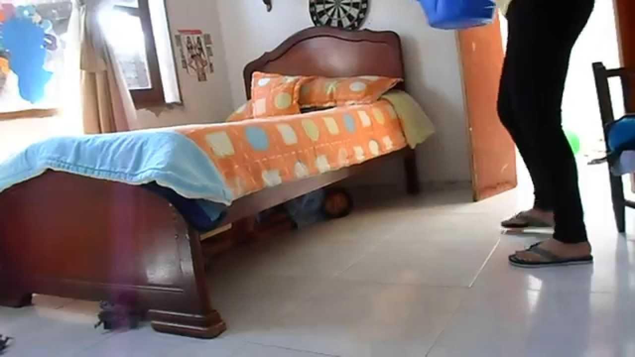 Como sacar a un ni o debajo de la cama cuando no se quiere - Camas con cama debajo ...