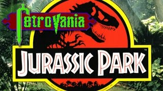 Game | Retro Game Review Jurassic Park SNES | Retro Game Review Jurassic Park SNES