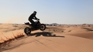 Sportbike Desert Ride