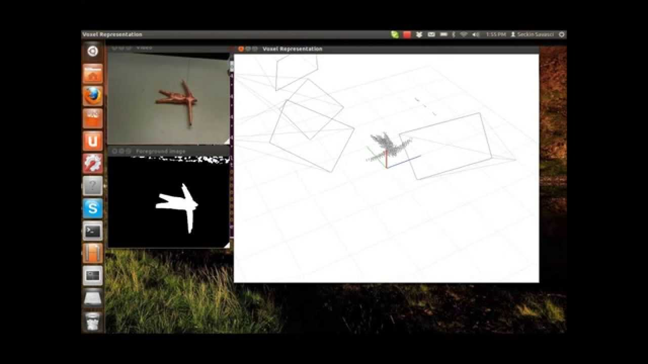 3D Reconstruction using OpenCV & OpenGL